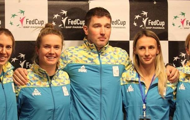 Теніс. Відбулося жеребкування матчу Україна-Австралія