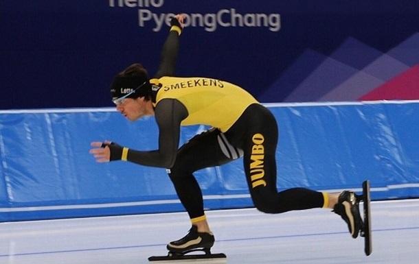 Голландські ковзанярі виграли три золоті медалі в другий день ЧС