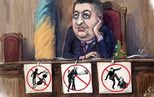 Українська політична весна покаже хто де нагадив