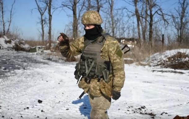 Военные показали последствия обстрела Авдеевки