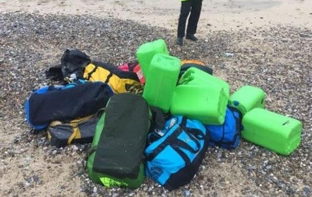 На берег у Британії викинуло 360 кг кокаїну