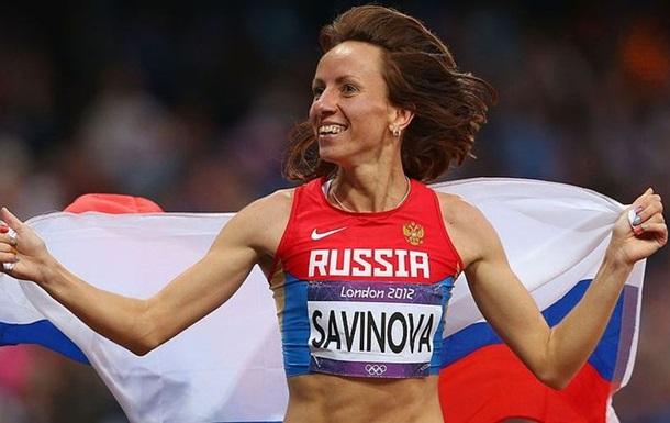 Російську спортсменку позбавили золота Олімпійських ігор у Лондоні