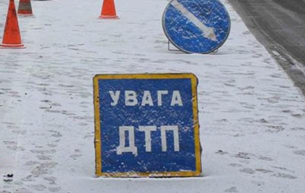 У Київській області шестеро людей постраждали в ДТП