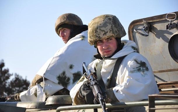 У зоні АТО 28 обстрілів, два бійці поранені - штаб