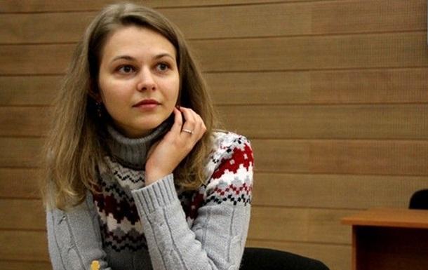 Шахи: Ганна Музичук стартувала з перемоги на чемпіонаті світу