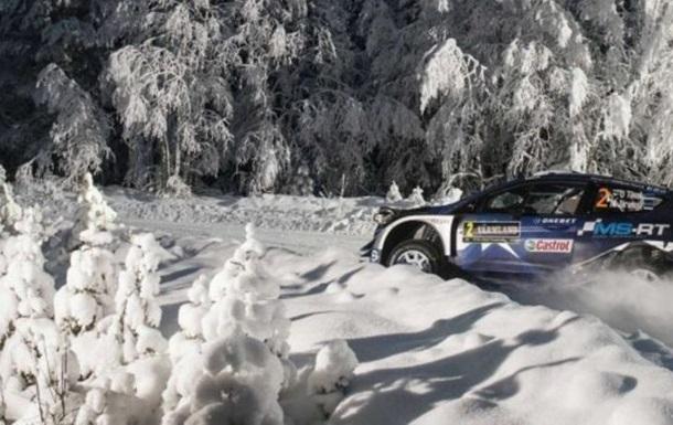 Ралі Швеція: Латвала повернув лідерство, Невіль зійшов через аварію