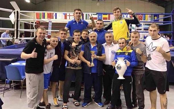 Збірна України з боксу виграла міжнародний турнір в Угорщині