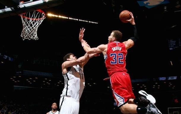 Данк Гріффіна - момент ігрового дня в НБА