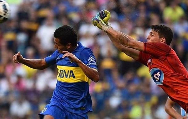Дурний гол зоряного аргентинського воротаря, пропущений після удару зі 60 м