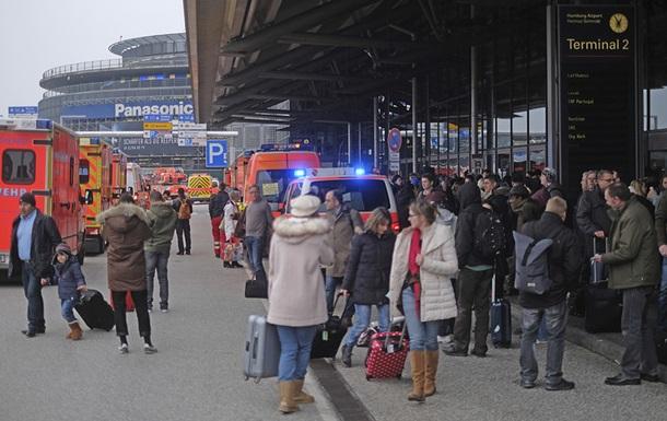 В аеропорту Гамбурга 50 людей отруїлися невідомою речовиною