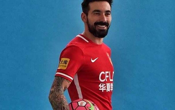 Легіонер Чайна за рік заробив 24 млн євро, не забивши жодного гола
