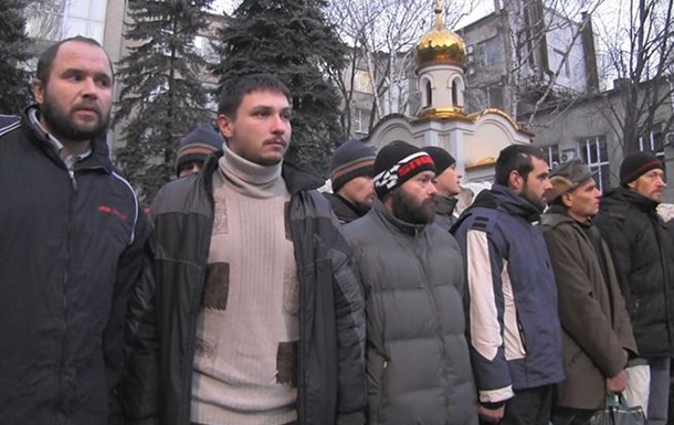 Пленных бойцов держат в Макеевке - Геращенко