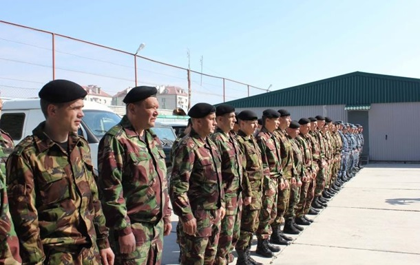 РФ отправила в Сирию батальон полиции из Ингушетии