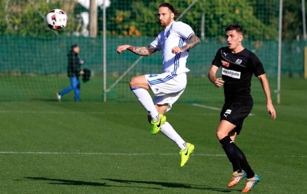Динамо не змогло обіграти представника третьої за рангом ліги Швейцарії