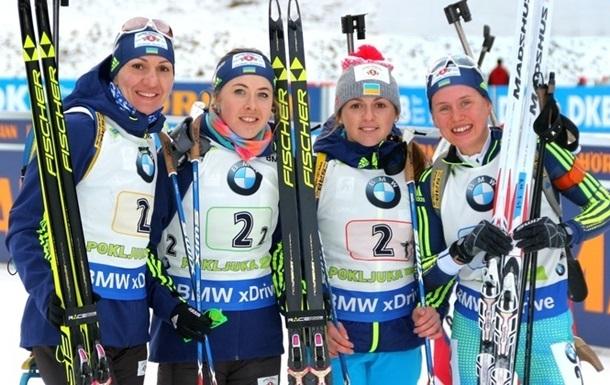 Стал известен состав сборной Украины на женскую индивидуальную гонку