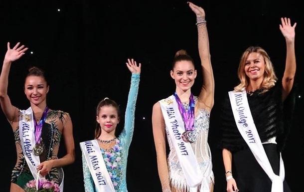 Художня гімнастика: Українки завоювали дві золоті медалі в завершальний день на Міс Валентин 2017