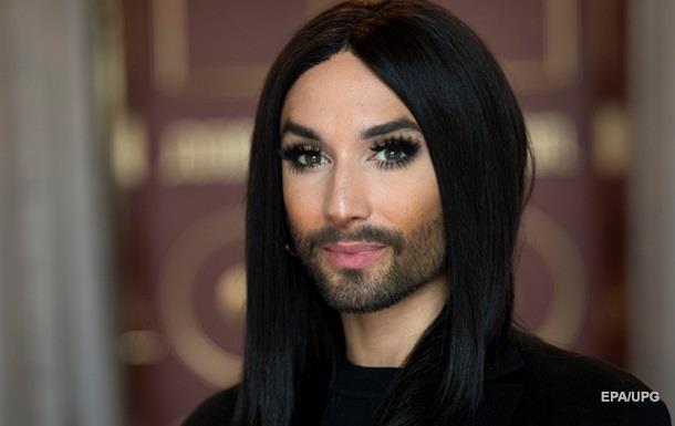 Кончита Вурст избавится от образа бородатой женщины