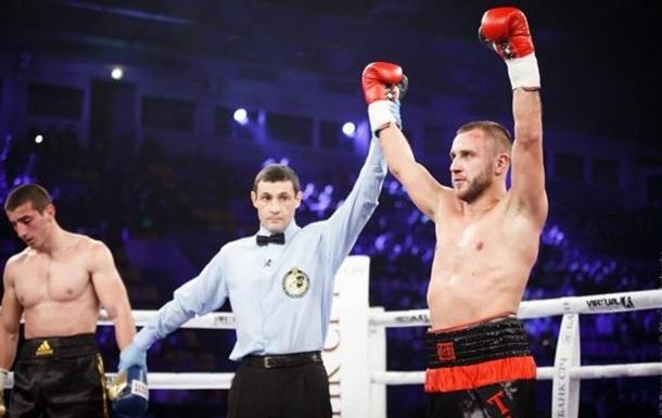 Украинский боксер Бурсак проведет бой за титул чемпиона мира