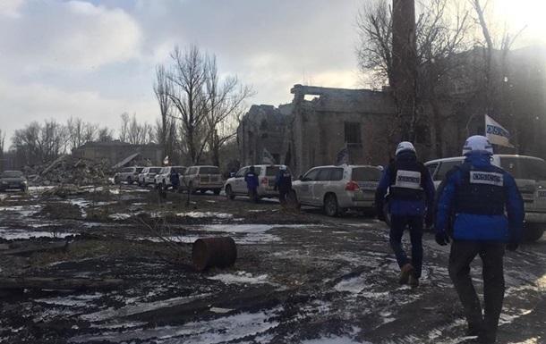 ОБСЄ: З боку ДНР попереджувально стріляли, коли місія виявила танк