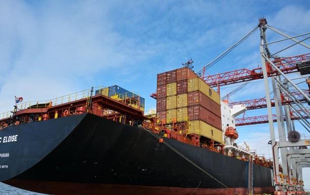 Одесский порт - единственный в Украине сам не занимается перевалкой грузов