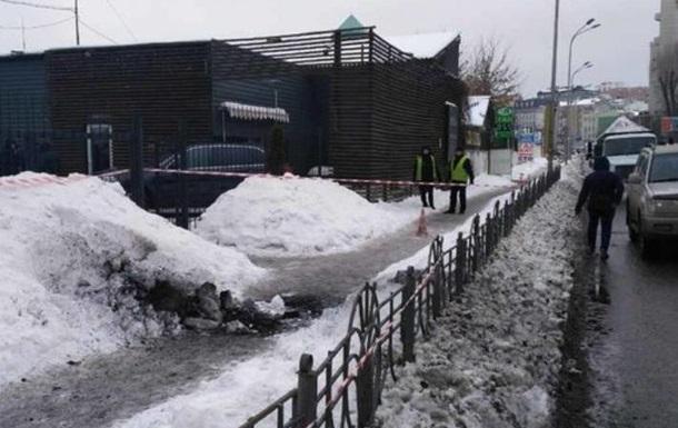 Центр Києва сколихнуло підземним вибухом