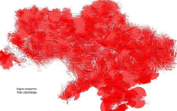 Цифрова мережа Т2 – найбільша телевізійна мережа в Україні