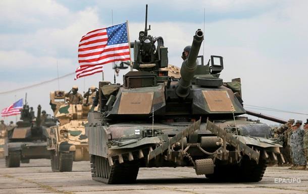 До Румунії перекинули американські танки