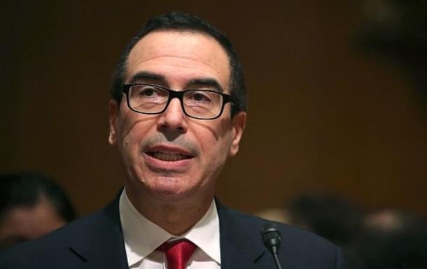 Новий глава Мінфіну США: Санкції залишаються