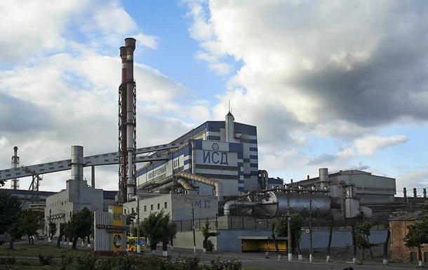 На Донбасі завод зупинив роботу через блокаду