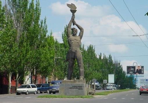 Годовщине освобождения Луганска посвящается…