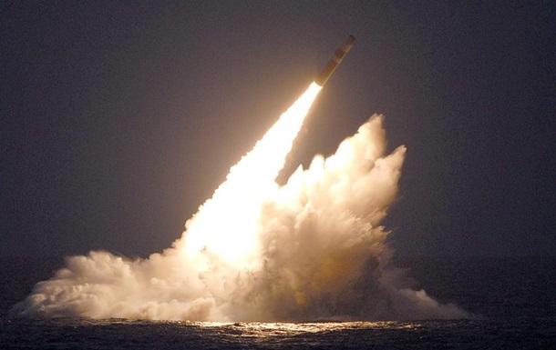 США запустили дві балістичні ракети