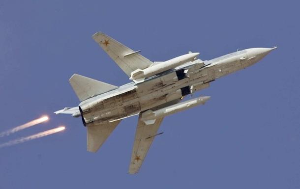 Літаки РФ небезпечно маневрували біля есмінця США