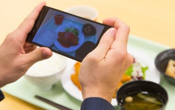 Створено додаток для підрахунку калорій в їжі за фото