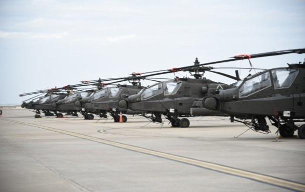 У Польщі розмістять вертолітну бригаду США