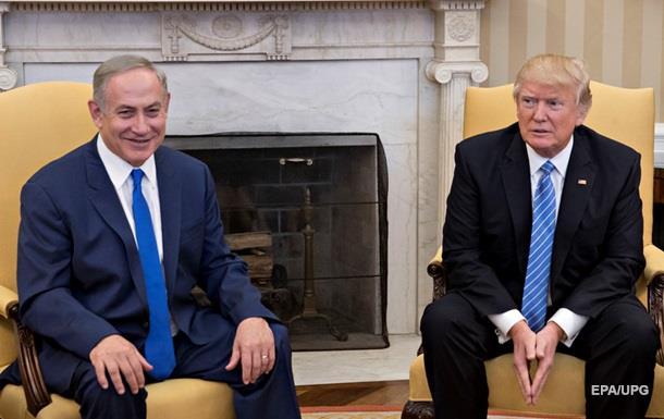 Нетаньяху розгляне прохання Трампа про поселення