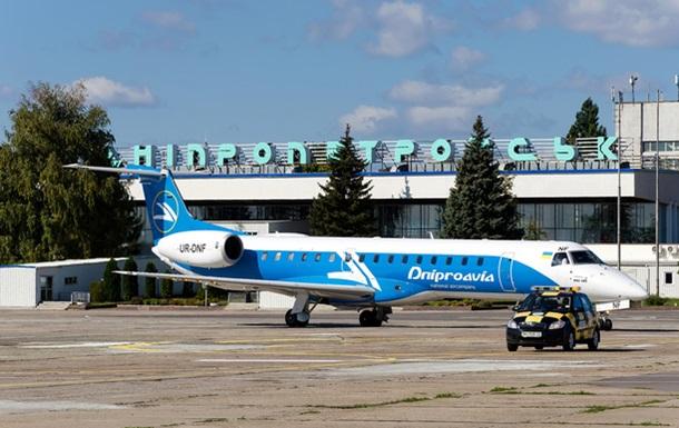 Кроме Днепра: аэропорты Украины показывают рост