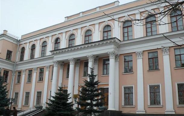 У Києві евакуювали будівлю Міносвіти