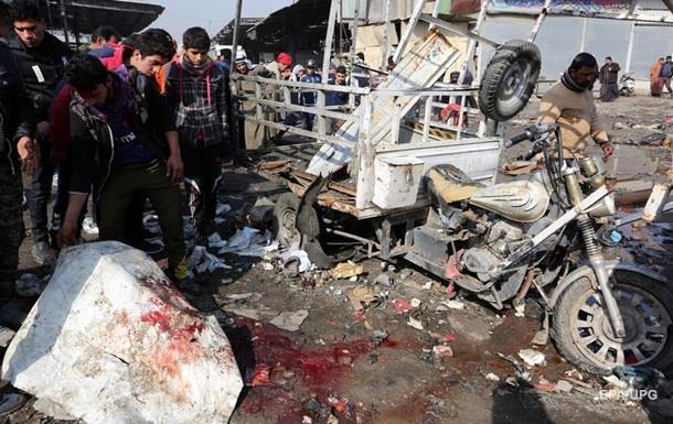 У Багдаді вибухнув автомобіль: 48 загиблих