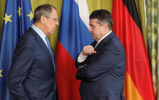 Берлін закликав Москву вплинути на сепаратистів - ЗМІ