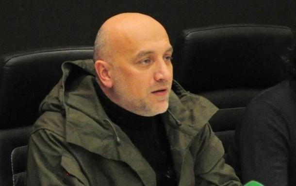 В Україні завели справу проти письменника Прилепіна