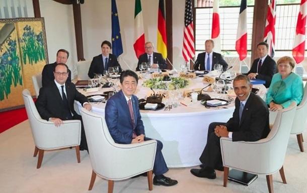 Італія назвала умову для повернення РФ в G8