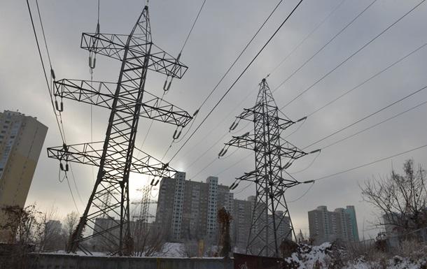 В Украине введен режим ЧП в электроэнергетике