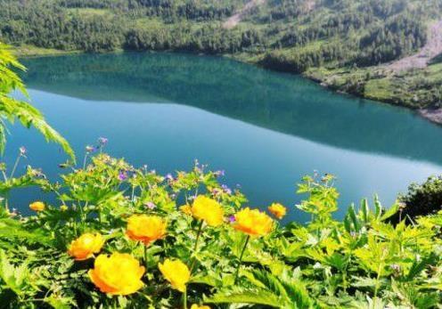 Ивановские озера самое красивое место для отдыха