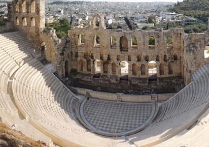 Мое увлекательное путешествие в древнегреческую Аттику