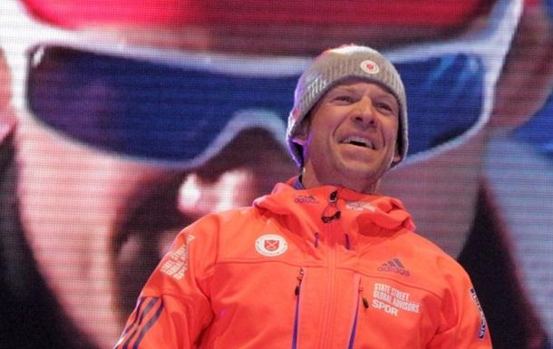 Бьорндален: Бейлі дуже молодий біатлоніст, йому всього 35