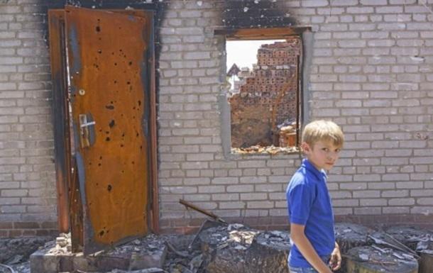 На Донбасі різке зростання постраждалих дітей - ООН
