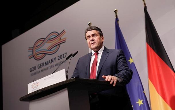 Берлін: Тема України грала важливу роль на G20