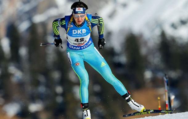 Україна здобула першу медаль на чемпіонаті світу з біатлону