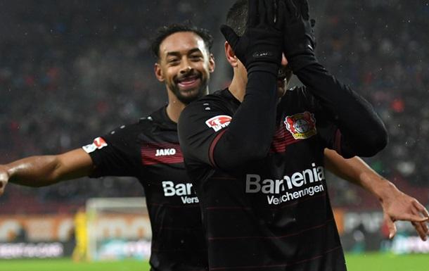 Бундесліга, 21 тур: Байєр обіграв Аугсбург, Баварія зіграє з Гертою