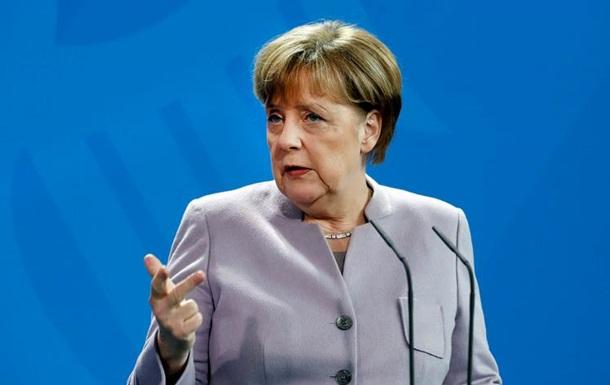 Меркель про Донбас: Треба домогтися довгострокового припинення вогню